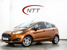 2014 Ford Fiesta 1.6 Tdci Trend 5dr  North West Province Potchefstroom_0