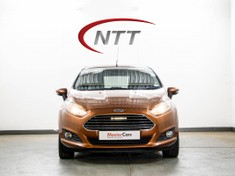 2014 Ford Fiesta 1.6 Tdci Trend 5dr  North West Province Potchefstroom_1