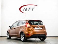 2014 Ford Fiesta 1.6 Tdci Trend 5dr  North West Province Potchefstroom_2