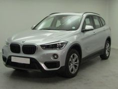 2018 BMW X1 sDRIVE20d Auto Western Cape
