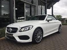 2018 Mercedes-Benz C-Class C200 Cabriolet AMG Auto Kwazulu Natal