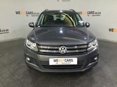 2012 Volkswagen Tiguan 1.4 Tsi Bmo Tren-fun 90kw  Western Cape Cape Town_3