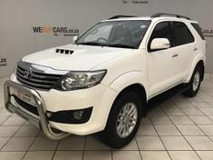 2012 Toyota Fortuner 3.0d-4d R/b  Gauteng