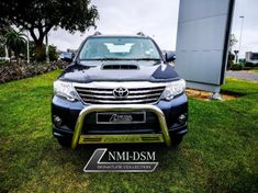 2013 Toyota Fortuner 2.5d-4d Rb At  Kwazulu Natal Umhlanga Rocks_3