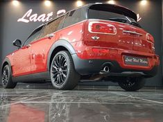 2016 MINI Cooper Clubman Auto Mpumalanga Middelburg_4