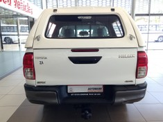 2016 Toyota Hilux 2.4 GD-6 SRX 4x4 Double Cab Bakkie Limpopo Mokopane_4