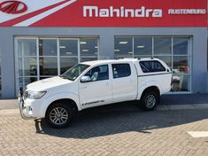 2015 Toyota Hilux 3.0 D-4D LEGEND 45 4X4 Double Cab Bakkie North West Province Rustenburg_0