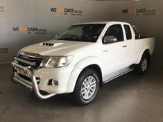 2012 Toyota Hilux 3.0d-4d Raider Xtra Cab P/u S/c  Gauteng