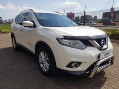 2016 Nissan X-Trail 2.5 SE 4X4 CVT T32 Gauteng Midrand_0
