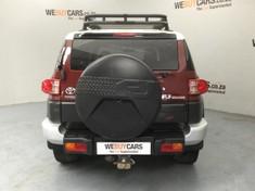 2011 Toyota Land Cruiser Fj 4.0 V6 Cruiser  Gauteng Centurion_1