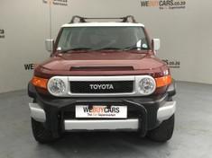 2011 Toyota Land Cruiser Fj 4.0 V6 Cruiser  Gauteng Centurion_3