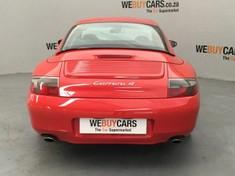 2001 Porsche 911 Carrera 4 Cabriolet 996  Gauteng Pretoria_1
