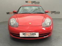 2001 Porsche 911 Carrera 4 Cabriolet 996  Gauteng Pretoria_3