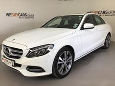 2015 Mercedes-Benz C-Class C250 Bluetec Avantgarde Auto Eastern Cape