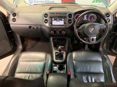 2013 Volkswagen Tiguan 1.4 Tsi Bmot Tren-fun 118kw  Gauteng Vereeniging_3