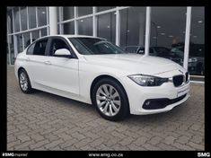 2016 BMW 3 Series 320i  A/t (f30)  Western Cape