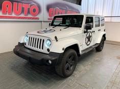 2014 Jeep Wrangler 2.8 Crd Unltd Sahar A/t  Gauteng