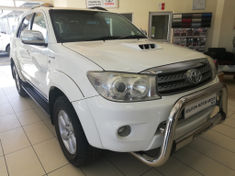2011 Toyota Fortuner 3.0d-4d R/b A/t  Eastern Cape