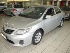 2012 Toyota Corolla 1.6 Professional  Kwazulu Natal