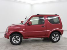 2014 Suzuki Jimny 1.3  Gauteng Boksburg_3
