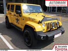 2016 Jeep Wrangler Unlimited 3.6l V6 A/t  Mpumalanga