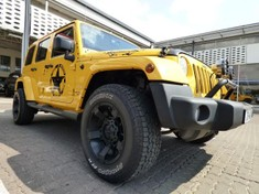 2016 Jeep Wrangler Unlimited 3.6l V6 At  Mpumalanga Secunda_1