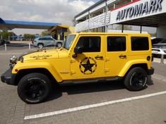 2016 Jeep Wrangler Unlimited 3.6l V6 At  Mpumalanga Secunda_3