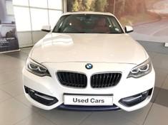 2014 BMW 2 Series 220D Sport Line Auto Gauteng Pretoria_2