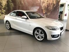 2014 BMW 2 Series 220D Sport Line Auto Gauteng Pretoria_3