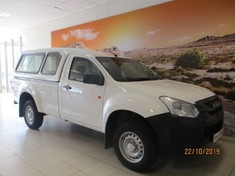 2019 Isuzu D-MAX 250 HO Fleetside Safety Single Cab Bakkie Gauteng