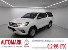 2017 Toyota Hilux 4.0 V6 RB Raider Double Cab Bakkie Auto Gauteng Pretoria_0