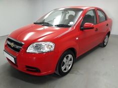 2008 Chevrolet Aveo 1.5 Ls 5dr A/t  Western Cape