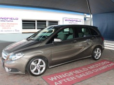 2012 Mercedes-Benz B-Class B 180 Be A/t  Western Cape