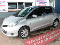 2013 Toyota Yaris 1.3 Xs 5dr  Western Cape Kuils River_0