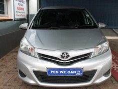 2013 Toyota Yaris 1.3 Xs 5dr  Western Cape Kuils River_3