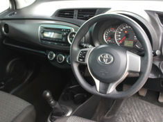 2013 Toyota Yaris 1.3 Xs 5dr  Western Cape Kuils River_4
