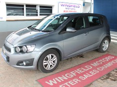 2014 Chevrolet Sonic 1.6 Ls 5dr  Western Cape Kuils River_0