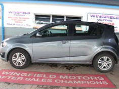 2014 Chevrolet Sonic 1.6 Ls 5dr  Western Cape Kuils River_1