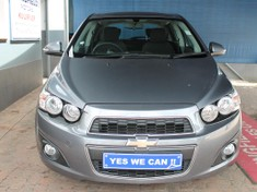 2014 Chevrolet Sonic 1.6 Ls 5dr  Western Cape Kuils River_4