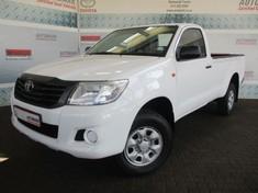 2014 Toyota Hilux 2.5 D-4d Srx 4x4 Pu Sc  Mpumalanga Middelburg_0