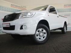 2014 Toyota Hilux 2.5 D-4d Srx 4x4 Pu Sc  Mpumalanga Middelburg_1
