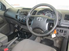 2014 Toyota Hilux 2.5 D-4d Srx 4x4 Pu Sc  Mpumalanga Middelburg_2