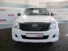 2014 Toyota Hilux 2.5 D-4d Srx 4x4 Pu Sc  Mpumalanga Middelburg_3