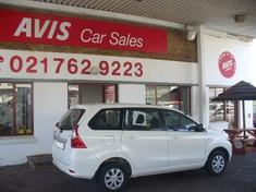 2018 Toyota Avanza 1.5 SX Western Cape