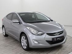 2014 Hyundai Elantra 1.8 Gls A/t  Gauteng