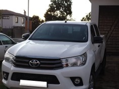 2017 Toyota Hilux 2.4 GD-6 RB SRX Double Cab Bakkie Western Cape