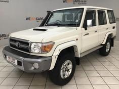 2013 Toyota Land Cruiser 70 4.5D V8 S/W Gauteng