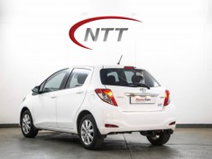 2014 Toyota Yaris 1.3 Xs 5dr  North West Province Potchefstroom_2