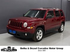 2014 Jeep Patriot 2.4 Limited Auto Gauteng