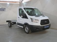 2015 Ford Transit 2.2 TDCi MWB 92KW F/C C/C Gauteng